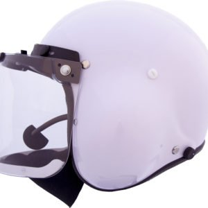 MM001C Microavionics Integral helmet with built in UL200VOX+ANR headset