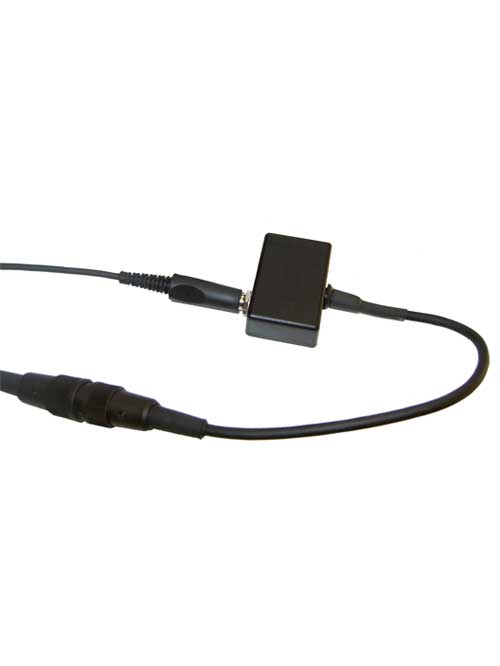 MM016A Microavionics Flycom Headset Adapter