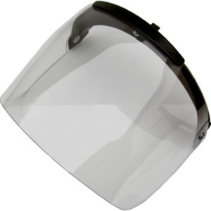 MM022 MicroAvionics Replacement Clear Visor with Visor Lock